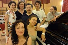 Recording-Team, Moscow 2012